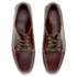 G.H Bass & Co. Men's Camp Moc Jackman Pull Up Leather Boat Shoes - Dark Brown: Image 2