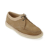 Bass Weejuns Men's Crepe Tie Reverso Suede Moccasins - Earth: Image 2
