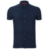 HUGO Men's Darizona Short Sleeve Shirt - Navy: Image 1