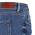 BOSS Orange Women's J10 Florida Frayed Cuff Jeans - Blue: Image 5