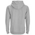 OBEY Clothing Men's Premium Zip Hooded Fleece - Grey: Image 2