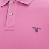 GANT Men's Contrast Collar Pique Polo Shirt - Bubblegum: Image 3