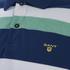 GANT Men's Striped Pique Rugger Polo Shirt - Jelly Green: Image 3