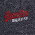 Superdry Men's Orange Label Tri Grit Sweat Shorts - Navy: Image 3