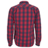 Superdry Men's Rookie Flannel Shirt - Red: Image 2
