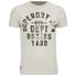 Superdry Men's Boxing Yard Short Sleeve T-Shirt - Gym Ecru: Image 1