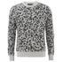 Paul Smith Jeans Men's Printed Sweat Shirt - Grey: Image 1