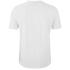 AMI Men's Front Logo Crew T-Shirt - White: Image 2