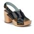 Marc Jacobs Women's Linda Criss Cross Heeled Sandals - Black: Image 2