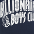 Billionaire Boys Club Men's Big Arch Hoody with Contrast Sleeves - Navy Blazer: Image 4