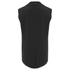 Alexander Wang Women's Straight Fit Vest with Cut Away Front - Onyx: Image 2