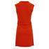Carven Women's Jersey Mini Dress - Red: Image 2