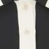 REDValentino Women's Contrast Collar Dress - Black: Image 3