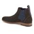 Ted Baker Men's Camroon 4 Suede Chelsea Boots - Dark Brown: Image 4