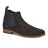 Ted Baker Men's Camroon 4 Suede Chelsea Boots - Dark Brown: Image 2