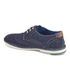 Ted Baker Men's Jamfro 7 Suede Brogues - Dark Blue: Image 4
