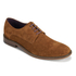 Ted Baker Men's Joehal 2 Suede Derby Shoes - Dark Tan: Image 2