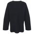 Helmut Lang Women's Cashwool Pullover - Black: Image 2