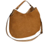 Coccinelle Women's Jessie Suede Hobo Bag - Tan: Image 2