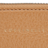 Coccinelle Women's Buste Leather Clutch Bag - Light Tan: Image 3