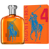 Ralph Lauren Big Pony 4 Orange Eau de Toilette 75ml: Image 2