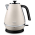 De'Longhi KBI3001.W Distinta Kettle - White Finish: Image 1