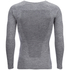 Myprotein Men's Seamless Performance Long Sleeve Top - Grey: Image 2
