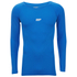 Myprotein Seamless Performance Long Sleeve Top, Herr - Blå