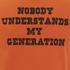 TSPTR Men's Charlie Brown T-Shirt - Orange: Image 5