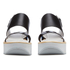 Paul Smith Shoes Women's Bennet Leather Flatform Sandals - Black Charol Patent: Image 4