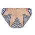 Mara Hoffman Women's Reversible Basket Weave Bikini Bottoms - Starbasket Stone: Image 2