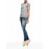 Maison Scotch Women's La Bohemienne Plus Jeans in Moonscape - Blue: Image 2