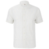 YMC Men's Double Stripe Baseball Shirt - Cream: Image 1