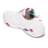 Puma Women's R698 Blur Low Top Trainers - White/Rose Red: Image 4