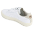 Puma Men's Tennis Star Crafted Leather Low Top Trainers - White: Image 4