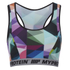 Myprotein Women's Triometric Printed Sports Bra: Image 1