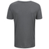 T by Alexander Wang Men's Short Sleeve T-Shirt With Silk Patch - Slate: Image 2