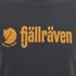 Fjallraven Men's Logo T-Shirt - Dark Navy/Ochre: Image 3