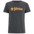 Fjallraven Men's Logo T-Shirt - Dark Navy/Ochre: Image 1