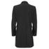 Helmut Lang Men's Shield Melton Overcoat - Black: Image 4