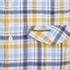 Craghoppers Men's Avery Short Sleeve Shirt - Dusk Blue: Image 3