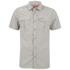 Craghoppers Men's Nosilife Adventure Short Sleeve Shirt - Parchment: Image 1