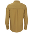 Craghoppers Men's Nosilife Adventure Long Sleeve Shirt - Light Olive: Image 2
