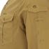 Craghoppers Men's Nosilife Adventure Long Sleeve Shirt - Light Olive: Image 3