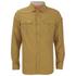 Craghoppers Men's Nosilife Adventure Long Sleeve Shirt - Light Olive: Image 1