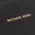 MICHAEL MICHAEL KORS Women's Jet Set Large East West Cross Body - Black: Image 3