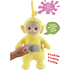 Teletubbies Laa-Laa Tickle and Giggle Soft Toy: Image 2