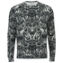 J.Lindeberg Men's Printed Sweatshirt - Multi: Image 1