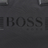 BOSS Green Men's Pixel Holdall - Black: Image 4