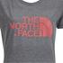 The North Face Women's Easy T-Shirt - TNF Medium Grey Heather: Image 4